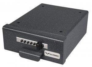AMSEC HAS410 Under-Desk Handgun Safe