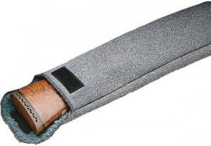 Bore-Stores Silicone Treated Padded Gun Sleeve