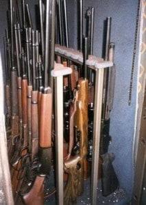 Graffunder Fireproof Gun Safe after Total Loss Home Fire