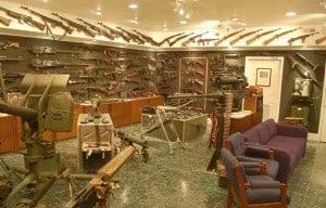 Charlton Heston's Gun Vault