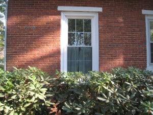 Concealed Windows
