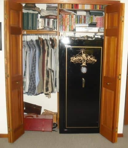 safe closet hidden room with id safes
