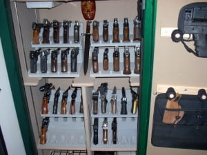 Cheap Gun Safe Handgun Collection