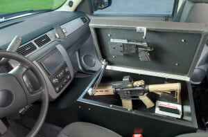 Heracles Vehicle Gun Safe