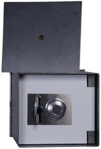 Hollon Floor Safe with Cover Plate