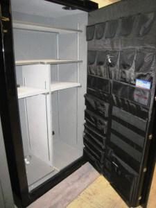 Gun Safe Interior and Gun Safe Accessory Door Panel