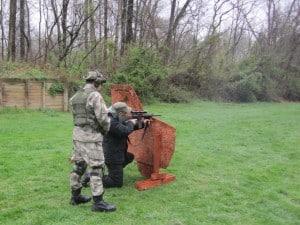 Defensive Rifle