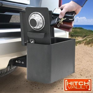 Mesa Hitch Vault Tow Hitch Safe