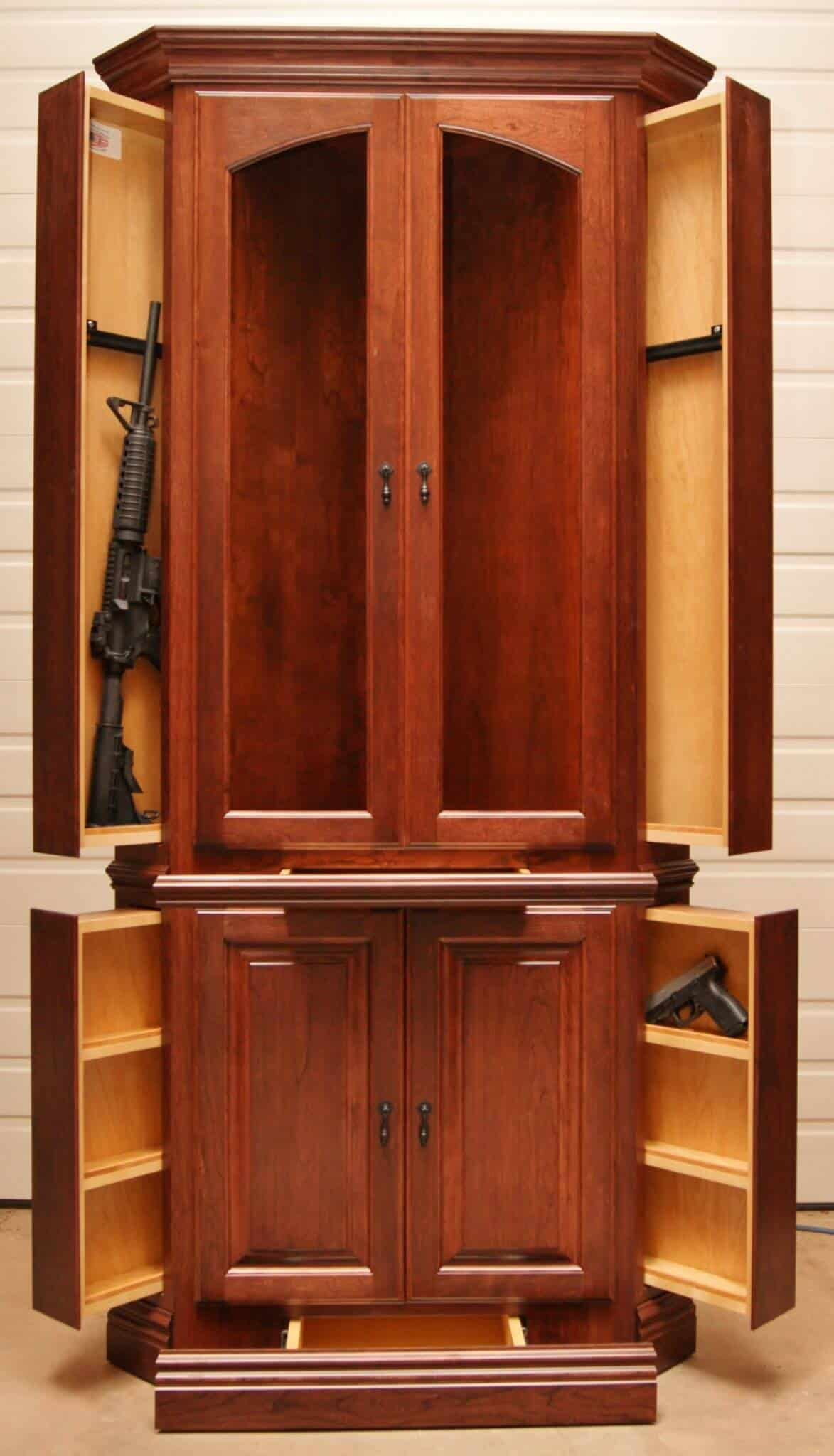 and heavy door gun sale product steelwater cabinets hard duty improved free cabinet new for