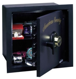 American Security In-Wall Safe WS1214