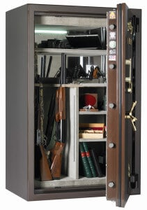 AMSEC TL-15 Rated Gun Safe
