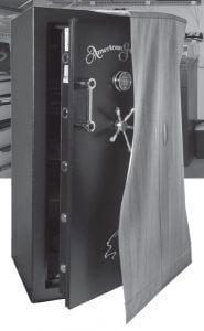 AMSEC Gun Safe Cloak