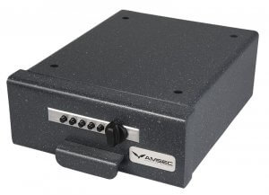 AMSEC HAS410 Under-Desk Handgun Safe