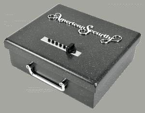 American Security PS1210HD Handgun Safe