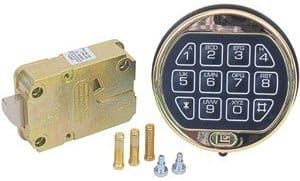 La Gard Basic II Electronic Keypad Combination Lock