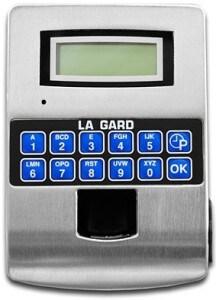 La Gard Smartpoint Biometric Keypad
