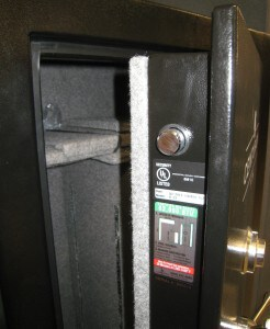 Gun Safe Door