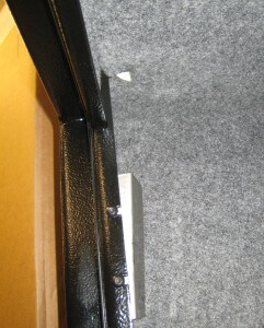 Gun Safe Door Frame