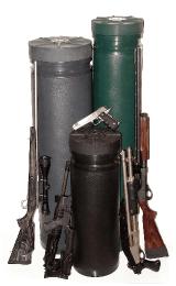 Mono-Vault Buried Gun Safes