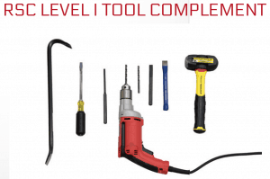 UL 1037 Residential Security Container Level 1 (RSC-I) Test Tools