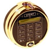 Sargent & Greenleaf Biometric Keypad