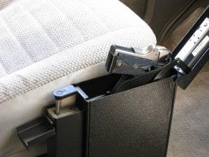 Titan Gun Vault Handgun Safe with Ammo Box