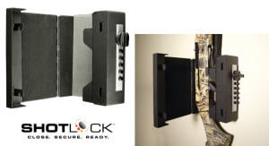 TruckVault ShotLock Long Gun Single Gun Lock