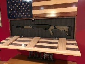 Concealment Wall Art by WoodDesignCustoms.com